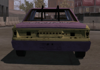 Rampage - rear in Saints Row