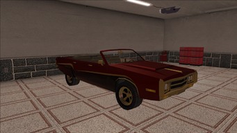 Saints Row variants - Cavallaro - LC09 - front right
