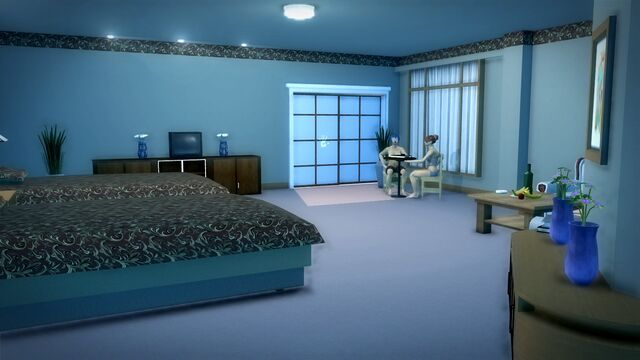 File:Heron Hotel - room view from door.jpg