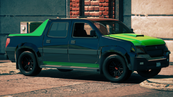 Criminal - Luchadore variant - front right in Saints Row IV