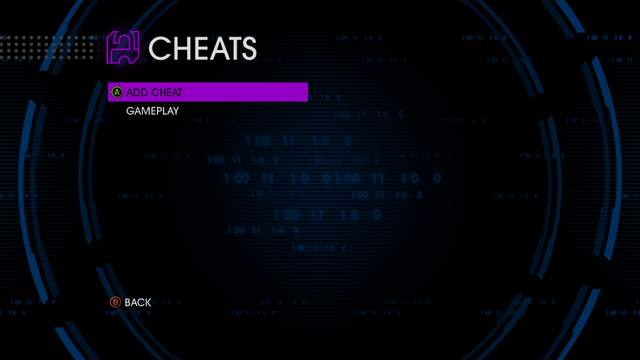 File:Cheats menu in Saints Row IV.png