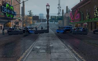 SRTT Roadblock - Deckers level 4 - large