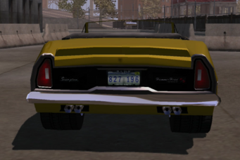 Hammerhead - rear in Saints Row