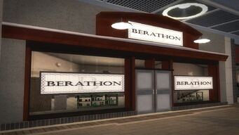 Rounds Square Shopping Center - Berathon