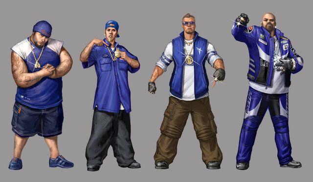 File:Westside Rollerz Concept Art - 4 detailed gang members.jpg