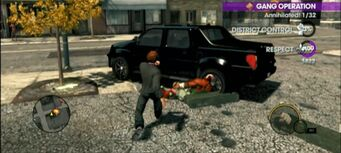 Criminal - rear left in Saints Row The Third demo gameplay