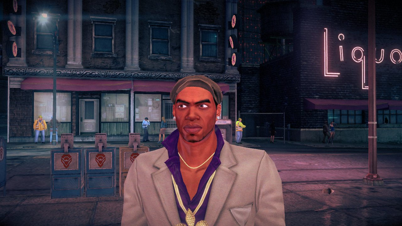 Image result for saint row pierce