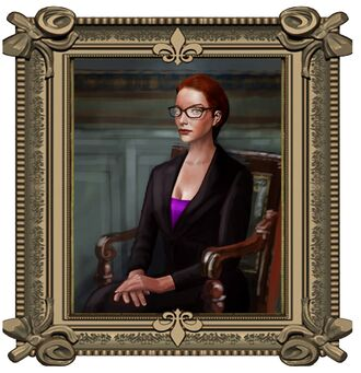 Kinzie - Saints Row IV website promo