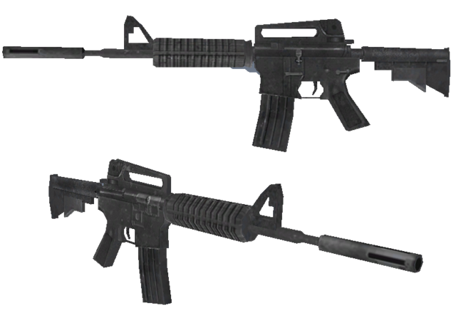 File:AR-40 Xtnd - Saints Row 2 model.png