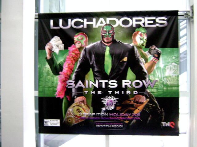 File:Luchadores - E3 poster.jpg