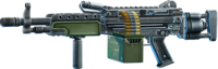 SRIV Rifles - Automatic Rifle - Mercenary LMG - Default