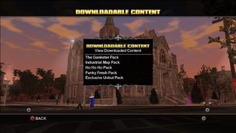 Saints Row DLC list