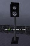 Improvised Weapon - speaker