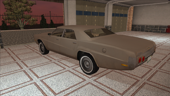 Saints Row variants - Cavallaro - Beater - rear left