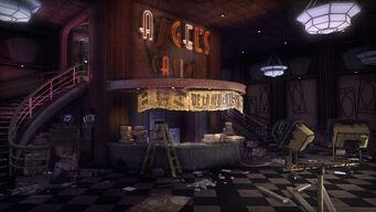 Angel's Gym lobby promo