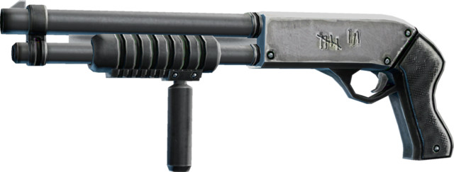 File:SRIV Shotguns - Pump-Action Shotgun - Deacon 12-Gauge - Default.png