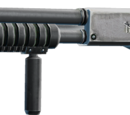 Pump-Action Shotgun