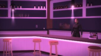 Cocks bar