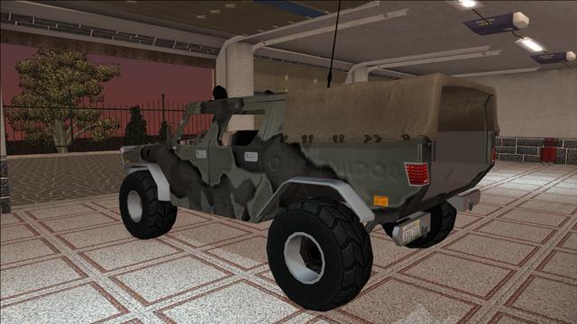 File:Saints Row variants - Bulldog - Military - rear left.png