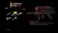 Weapon - Rifles - Burst Rifle - Main