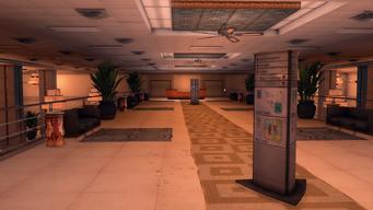 PR Center - upper ground floor