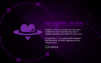 Saints Row IV - Buff - Life Steal