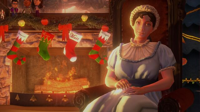 File:Jane Austen in Saints Save Christmas.jpg