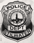 Stilwater Police Dept badge
