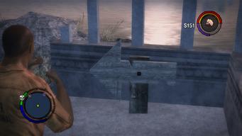 Cabbit - Step 1 - Ruin Island arrow closer