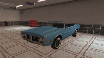Saints Row variants - Cavallaro - VK06 - front left