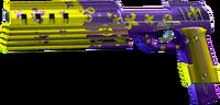 SRIV SMGs - Rapid-Fire SMG - Cyborg Pistol - Third Street Saints