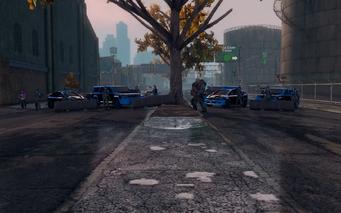SRTT Roadblock - Deckers level 5 - large