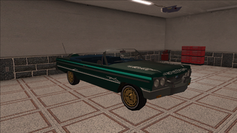 Saints Row variants - Compton - Bling - front right