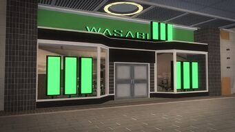 Rounds Square Shopping Center - Wasabi
