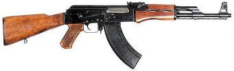 K6 Krukov - Ak47 in real life