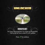 Saints Row unlockable - Music - Shut You Down