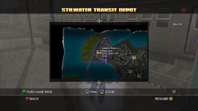 Stilwater Transit - Suburbs Station
