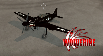 Wolverine - Military variant - left with logo in Saints Row 2