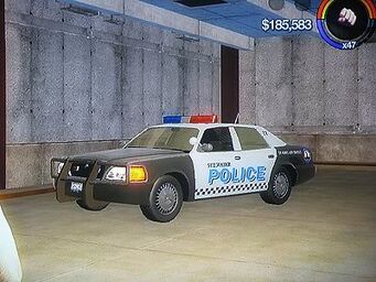 Five-O - front left in Saints Row 2
