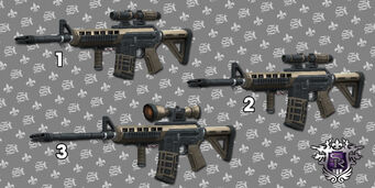AR-55 upgrades promo image