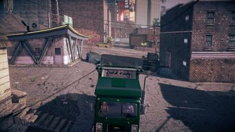 Steelport Municipal - front in Saints Row IV