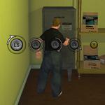 Theft - safecracking combo - left clockwise quarter circle