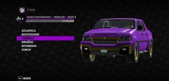 Criminal - Saints variant in Garage