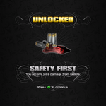 Saints Row unlockable - Abilities - Safety First - reduced bullet damage