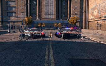 SRTT Roadblock - Police level 2 - small