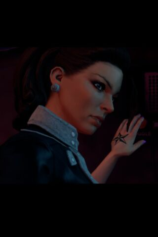 File:Shaundi - star tattoo on hand in Saints Row The Third.jpg