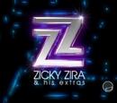 Zicky Zira e os Figurantes Atômicos