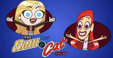 The Lil' Sam and Cat show intro picture