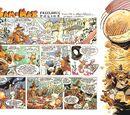 The Adventurer comics