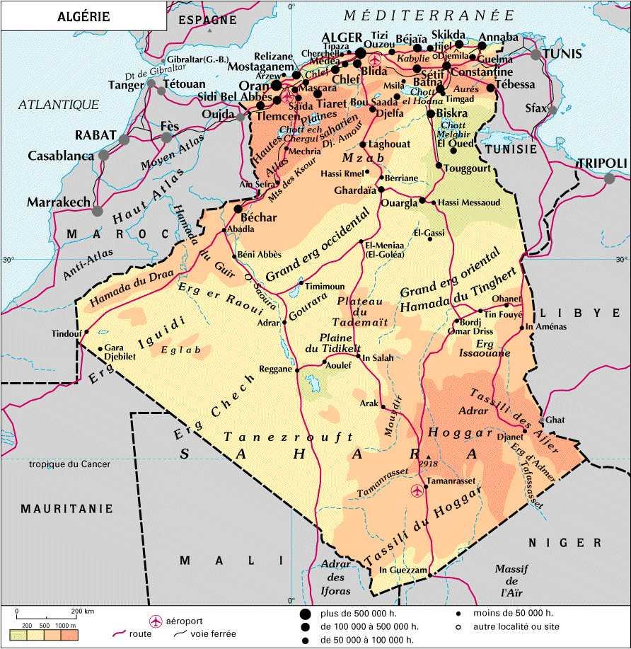 Algeria - Sambahsa-mundialect Wiki - Wikia